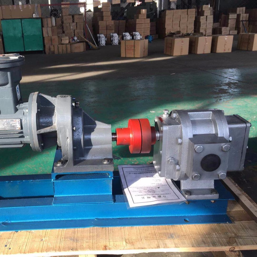 轉子泵 高粘度油泵 鑄鐵增壓泵 臥式鑄鐵泵 系列轉子泵 泊泵供應