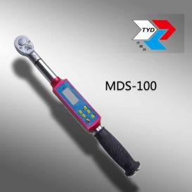 供应100NM电子数显扭力扳手 MDS-100电子数显力矩扳手 电子显示