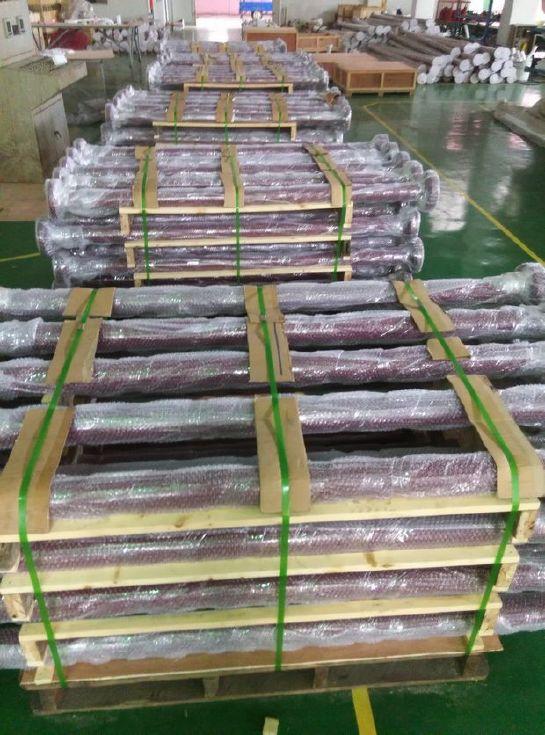 钢衬四氟管道|厂家直销钢衬四氟管道|钢衬四氟模压管道示例图4