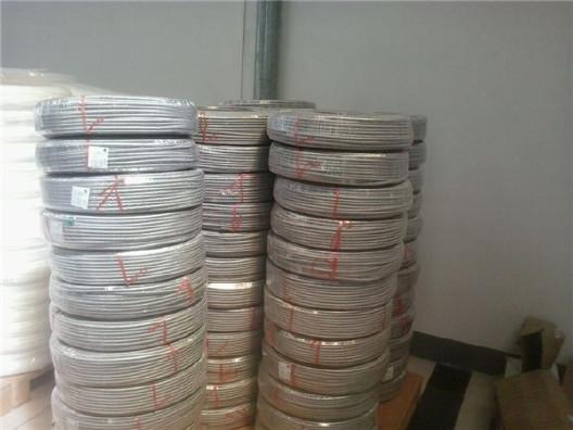 厂家直销钢编铁氟龙高温高压软管 铁氟龙高压钢编管示例图3