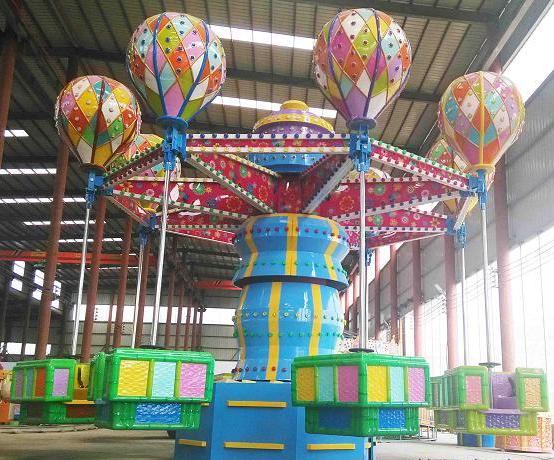 户外亲子游乐设备桑巴气球,旋转升降桑巴气球款式新颖安全优质品质优良等你来拿哦示例图14