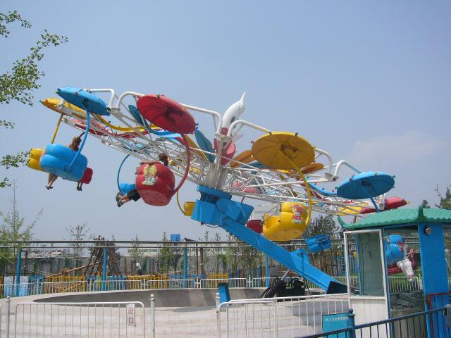 双人飞天新款儿童游乐设备 销售火爆 双人飞天大洋游乐生产厂家示例图5