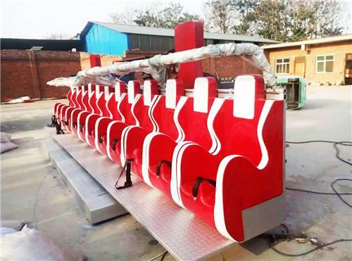 郑州大洋游乐设备重磅推出新款游乐儿童排排座项目 全新设计排排座报价示例图7