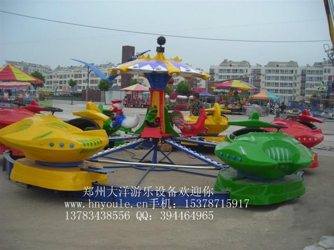 儿童游乐追击 新款游乐 追击游乐设备 郑州大洋生产厂家示例图9