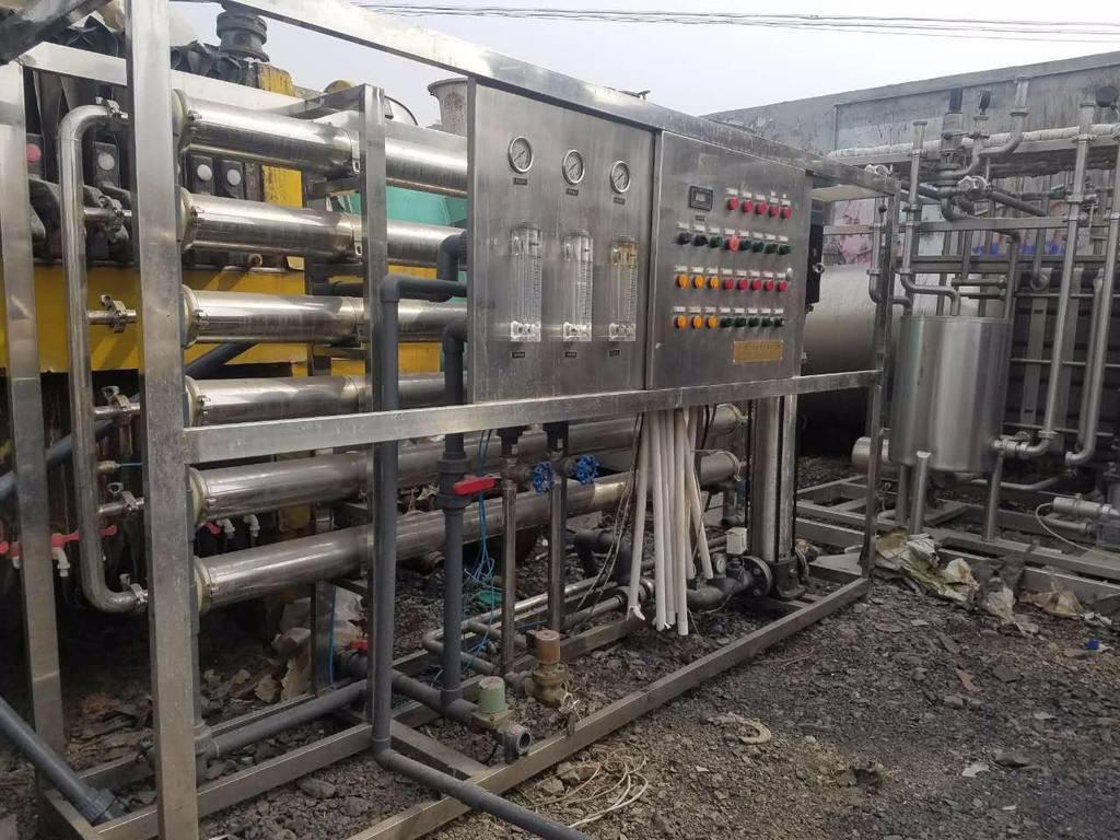 栋良爆款二手反渗透设备 二手水处理 质量保证 不好用包退