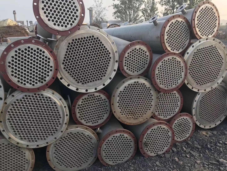 西藏 栋良长期定做 二手搪瓷冷凝器 9成新或全新