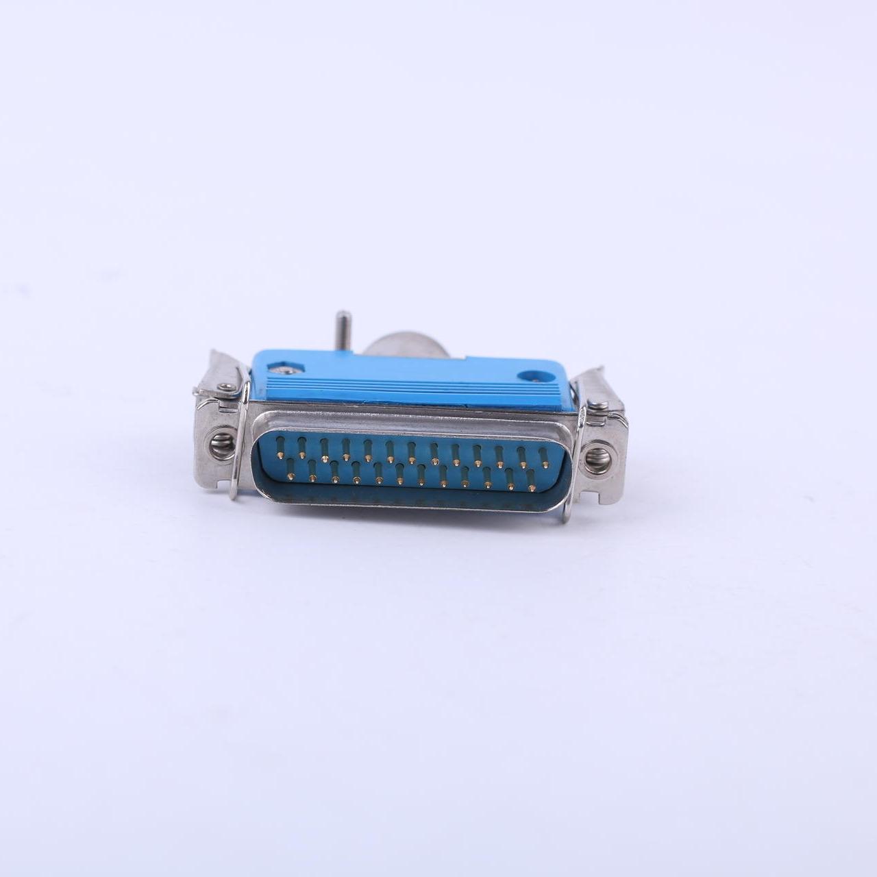 印制板连接器 25芯CD1连接器 生产批发厂家 东普电子