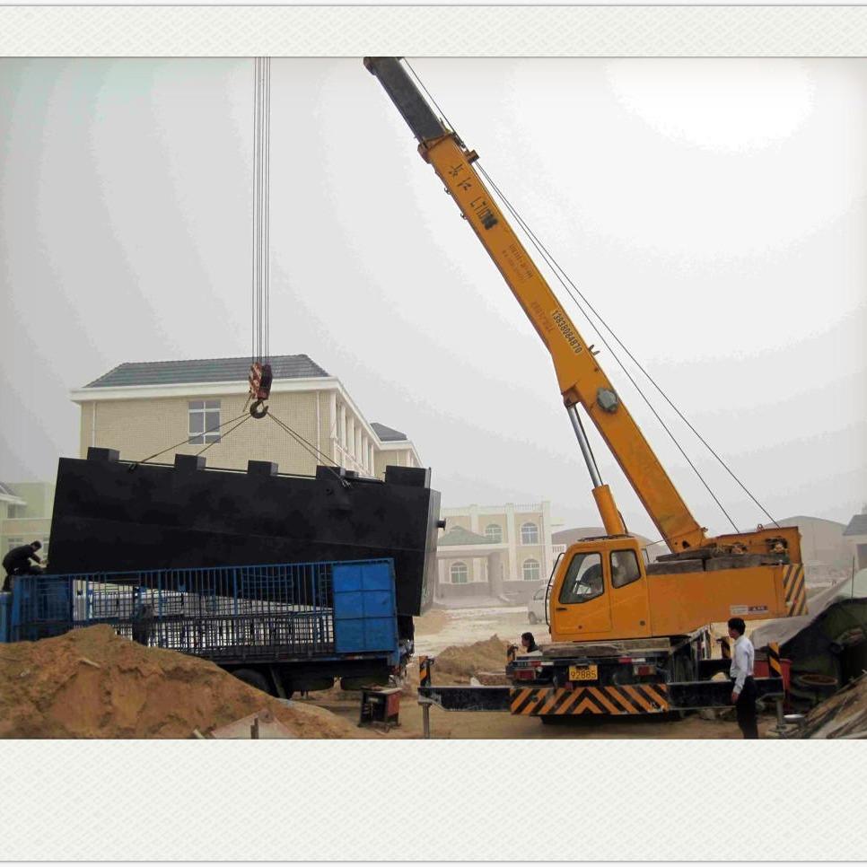 小区生活污水处理设备生产厂家