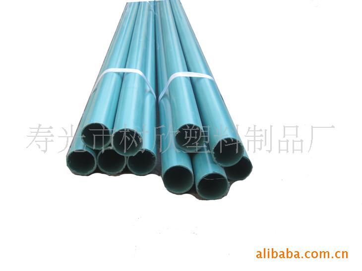 供应PVC大棚管   40mm蔬菜大棚PVC硬管厂家直销 专业定制示例图25