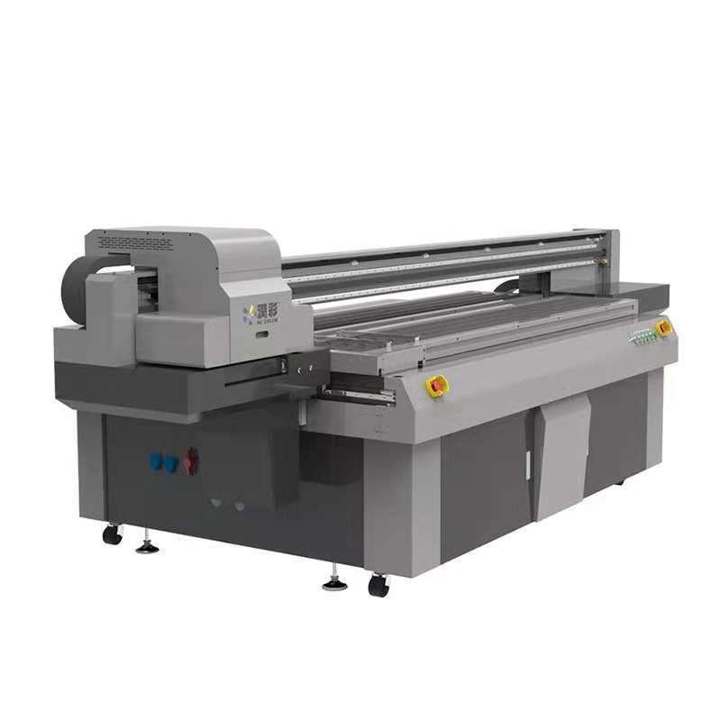 江门润彩2513工业喷头圆柱体浮雕设备3Duv印刷设备图片