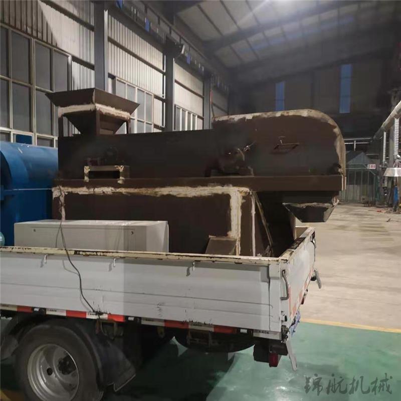 錦航 廢舊汽車破碎分選機 廢鋼破碎料分選生產線 斷橋鋁粉碎分選機