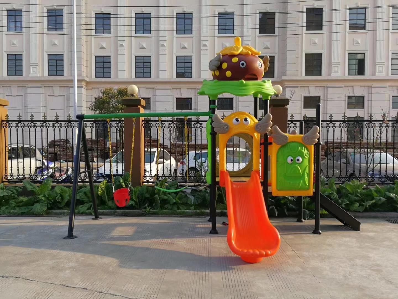 专业生产定制室外小区广场幼儿园滑梯 户外儿童乐园滑梯 物美价廉示例图18