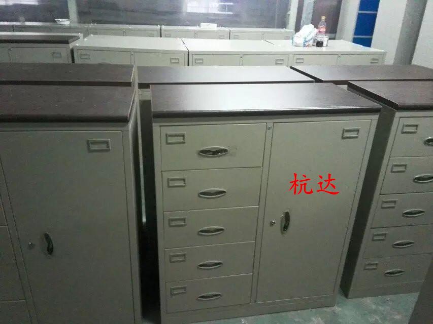厂家供应定做10门信报箱文件柜铁皮更衣柜 1800高430宽400厚示例图34