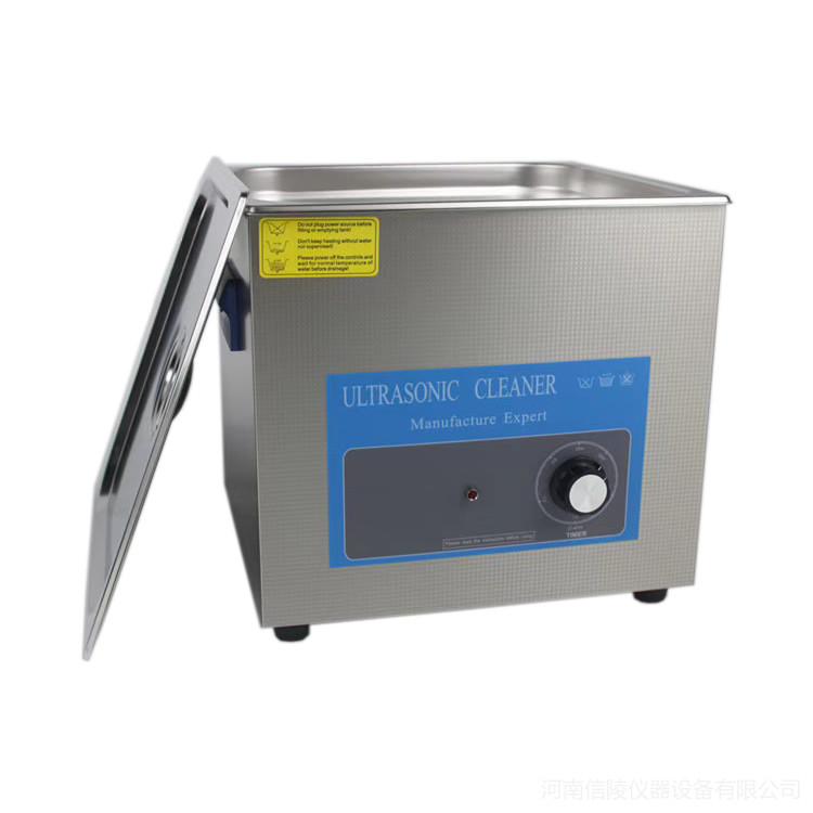 KQ-500定时超声波清洗机 不锈钢超声波清洗机 实验室超声波清洗机示例图3