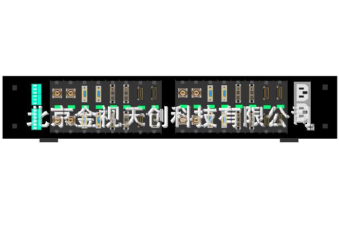 DVI光端机DVI光端机带环出DVI+音频+数据光端机示例图13
