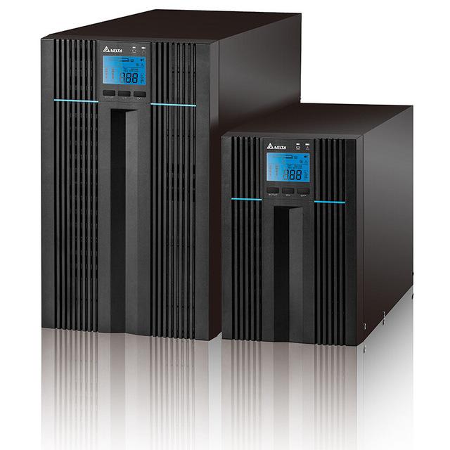 臺達UPS電源 N-2K 2KVA/1800W 通訊設備路由器 建筑工程備用電源