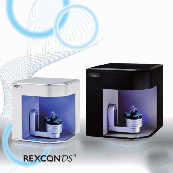 solutionix     Rexcan DS3 全自动三维扫描仪