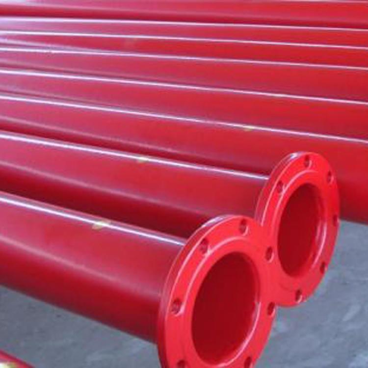 內外涂環氧樹脂復合鋼管 環氧樹脂復合鋼管 鍍鋅涂塑復合鋼管  生產效率高 厚東管道