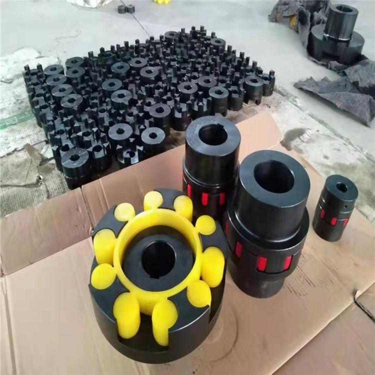 專業制造 LM型梅花彈性聯軸器 三爪式聯軸器 滄州蘇智傳動 其他型號傳動件