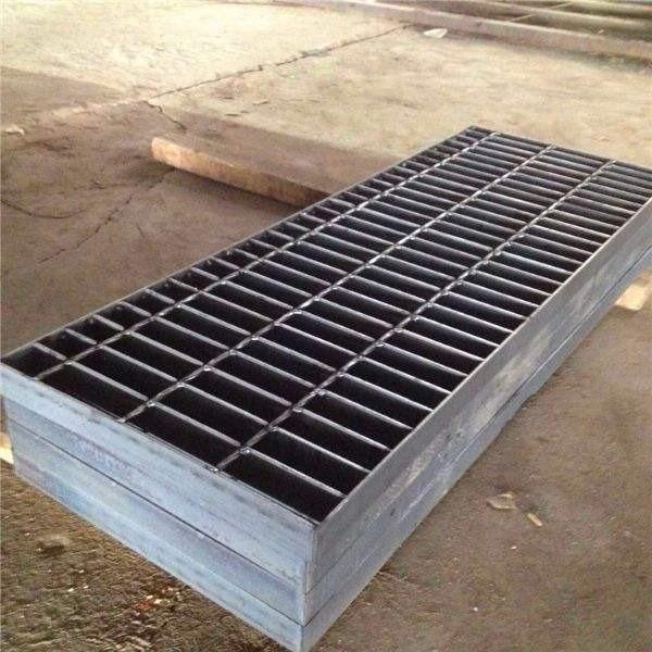 無錫豐旭澤  鋼格板廠家直銷 Q235材質 305/30/50  平臺鋼格板  熱鍍鋅格柵板  水溝蓋板  踏步板