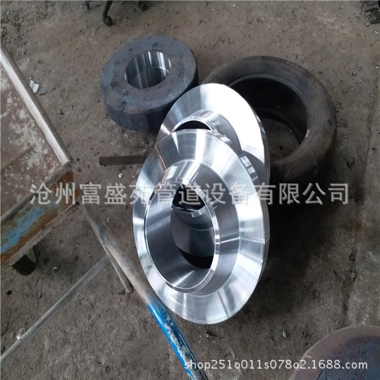 生产批发法兰 碳钢平焊法兰 对焊法兰 锻打铸铁水管法兰盘示例图8