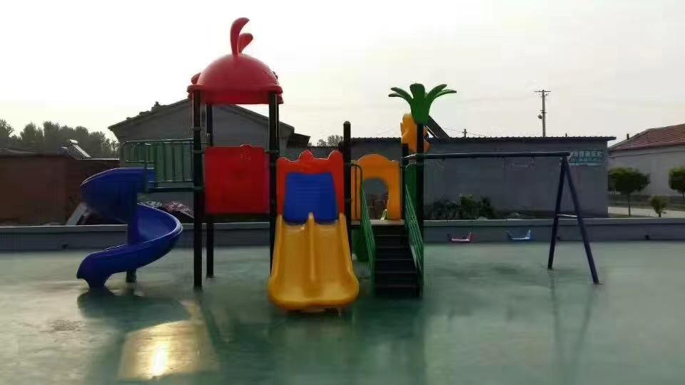 专业生产定制室外小区广场幼儿园滑梯 户外儿童乐园滑梯 物美价廉示例图9