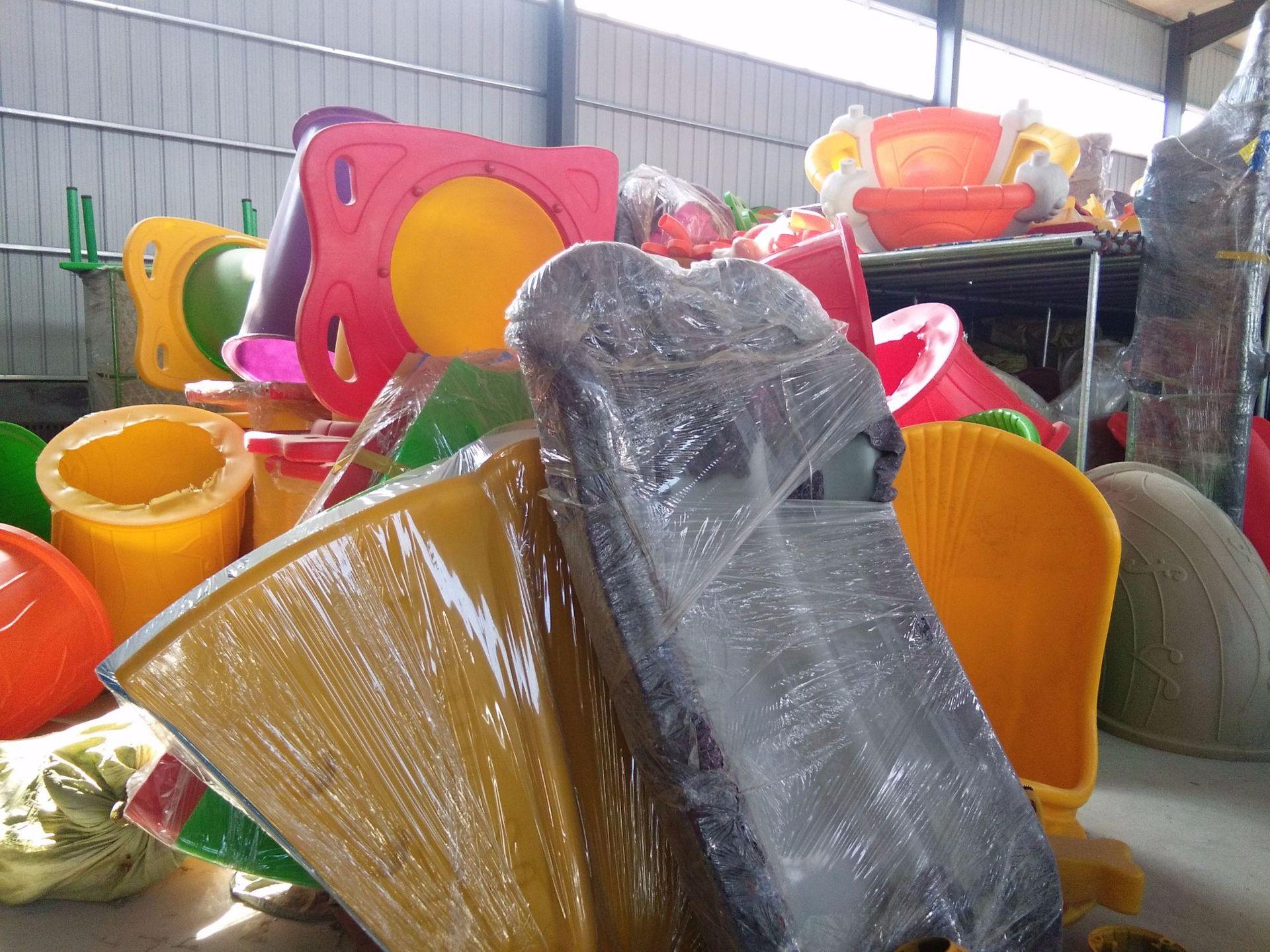 专业生产定制室外小区广场幼儿园滑梯 户外儿童乐园滑梯 物美价廉示例图27