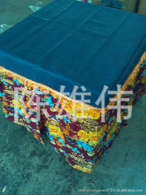 厂家供应棉桌罩 时尚棉桌罩 棉桌罩批发 欢迎订购示例图5