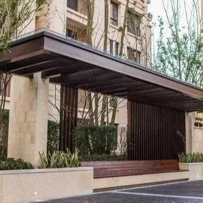 鋒鈺金屬專業生產定做新中式景觀亭,廊架,屏風、護欄、大門、井蓋等新中式鐵藝產品
