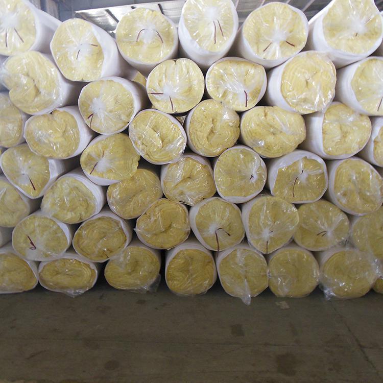 圣浩 玻璃棉卷毡 铝箔玻璃棉 厂家直供