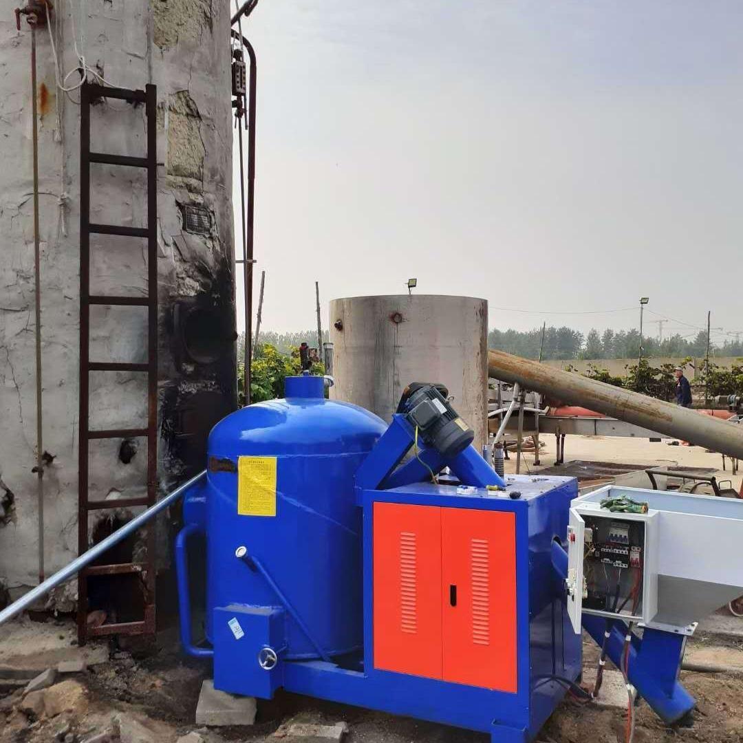 遼寧大連燃煤鍋爐改造生物質燃燒機 生物質鍋爐 生物質熱風爐 中江生產廠家
