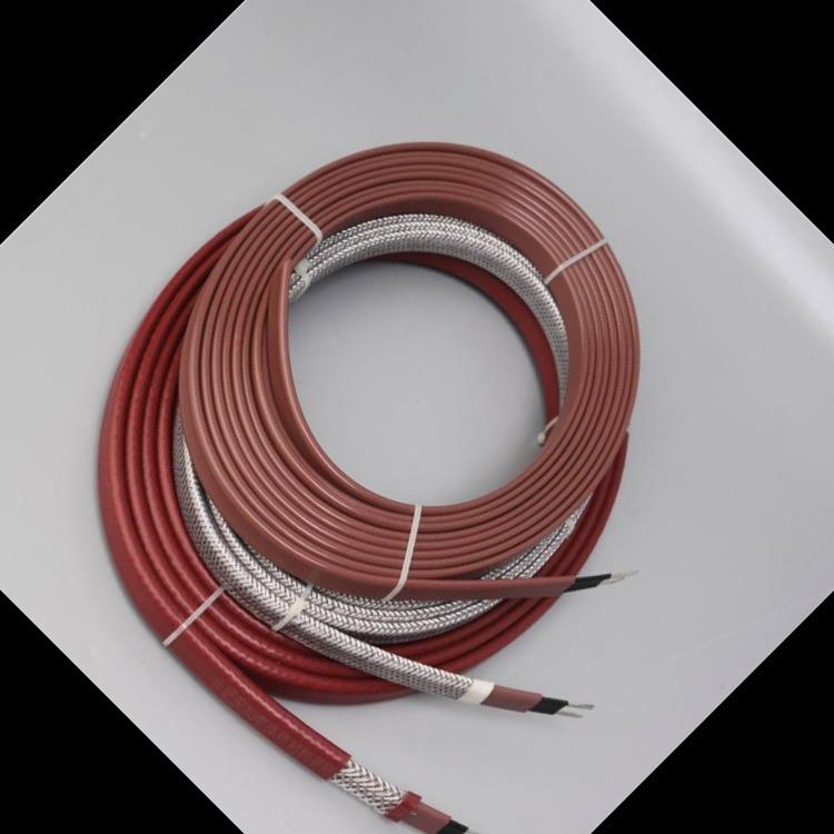電伴熱帶 太陽能電伴熱 低溫電伴熱帶 硅橡膠電伴熱 中悅供應 歡迎定制