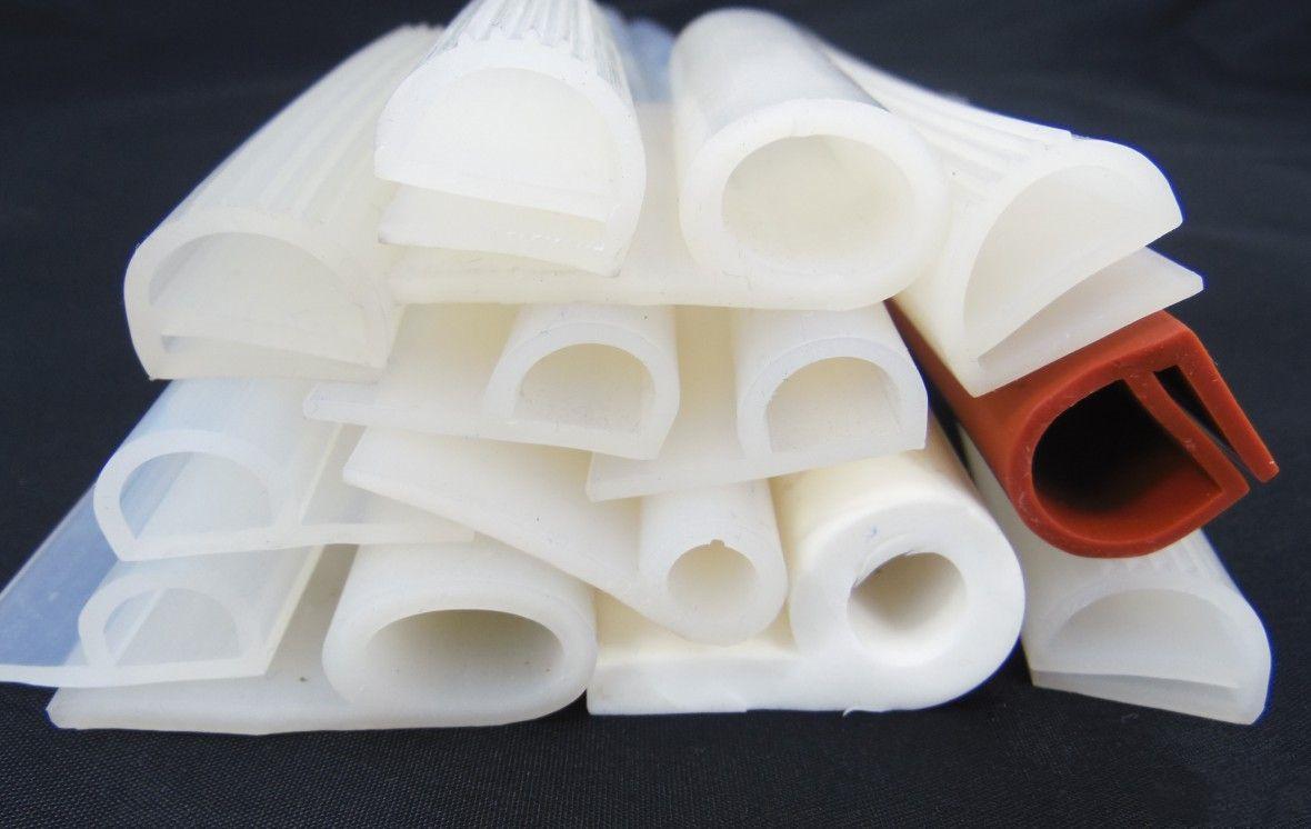 工业硅胶发泡异形条门窗机械耐高温密封条示例图7