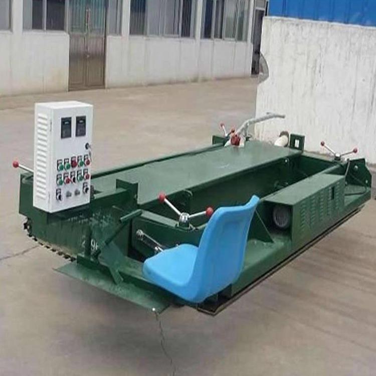 鼎東 2.5米智能加熱塑膠顆粒攤鋪機 自動塑膠跑道攤鋪機 比賽場地塑膠攤鋪機 誠信為本