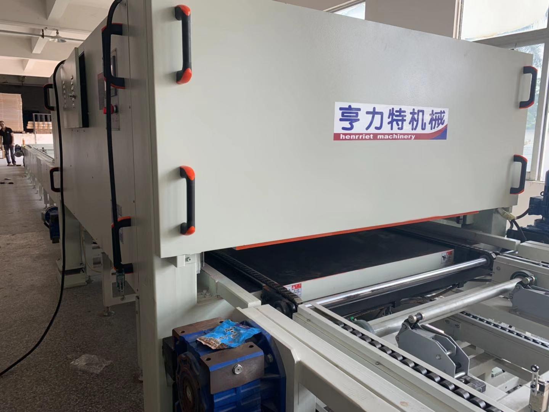 亨力特20噸整體衛浴復合熱壓機自動輸送線,熱壓機尺寸非標可以定制示例圖5