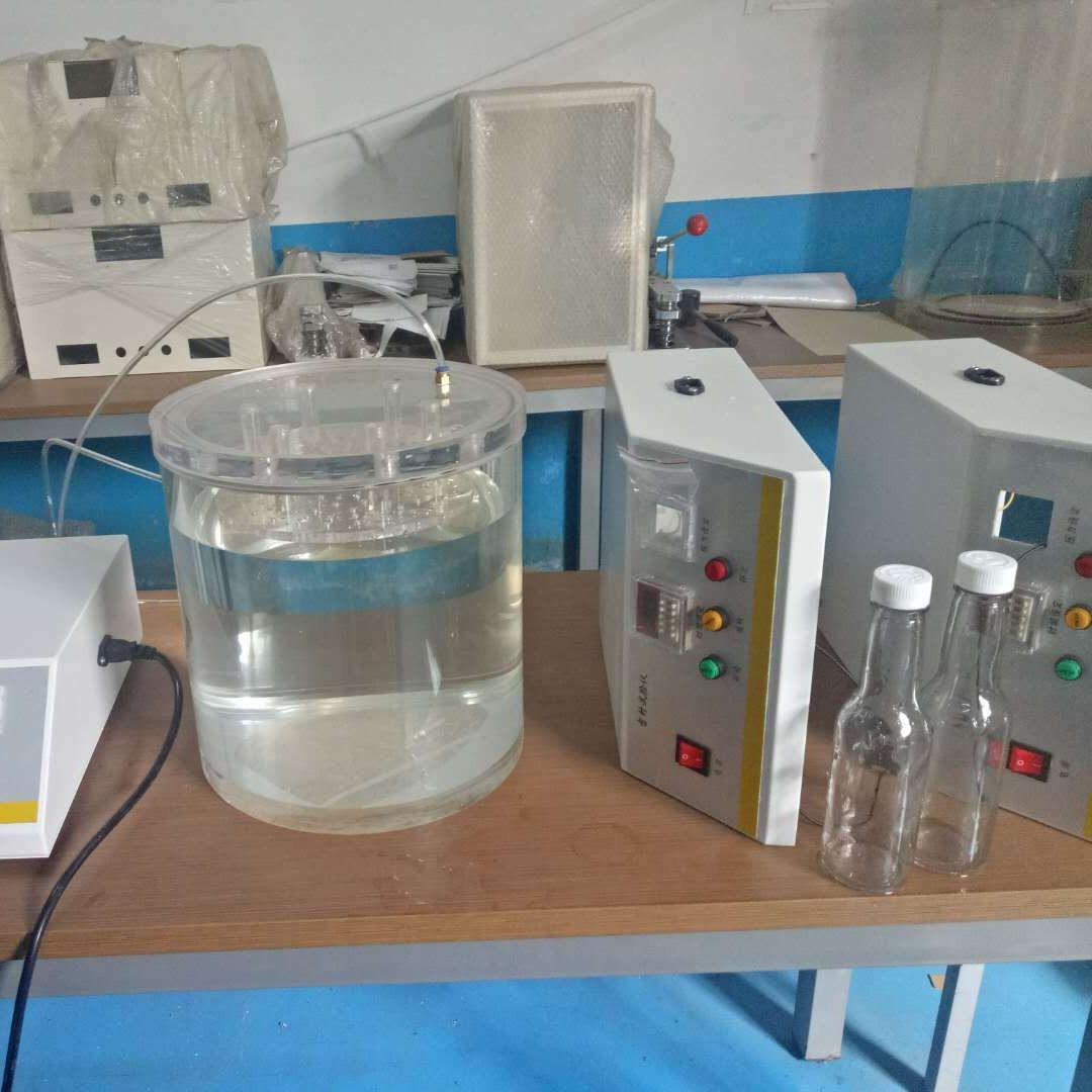 密封測漏儀 包裝密封性檢漏儀 熱封質量檢漏儀濟南恒品熱封試驗儀