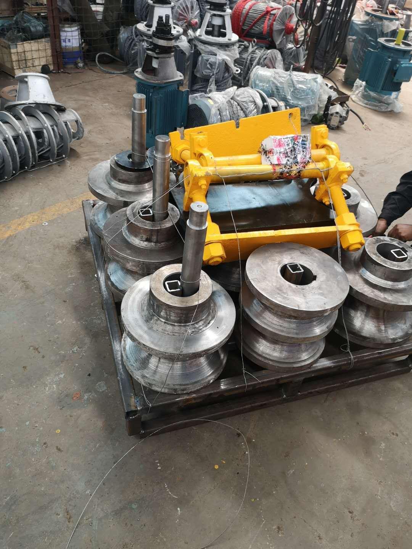 杭州 厂家定制生产 钢管冷弯机批发 工字钢冷弯机 H钢冷弯机示例图6