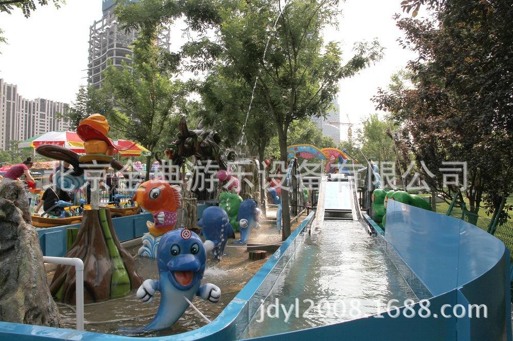 水上游乐设施 儿童漂流 梦幻西游 示例图2