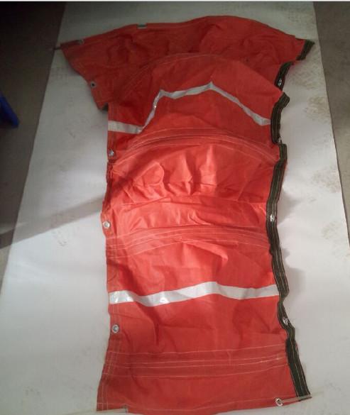石圪台煤矿液压支架防护罩|液压支柱防护套