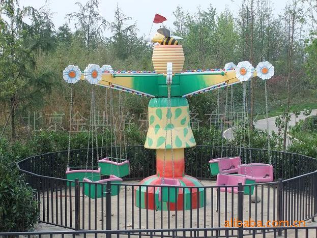 北京游乐设备厂直销新型游乐设施 摇头飞椅 室内外游乐设备示例图1