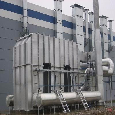 安徽立科環保RTO焚燒爐 有機廢氣處理 固廢處理 廠家直銷