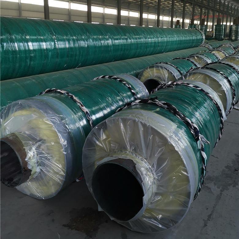 小区供暖聚氨酯保温钢管预制直埋保温钢管  现货销售 厂家直销