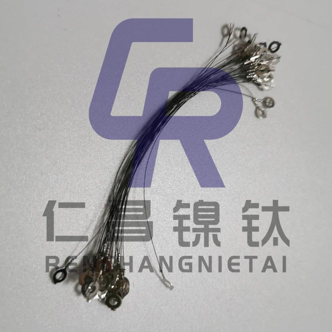 智能鎖自動售貨機用溫控絲鎳鈦記憶絲熱驅動機制鈦絲通電收縮鎳鈦驅動絲肌肉鈦絲