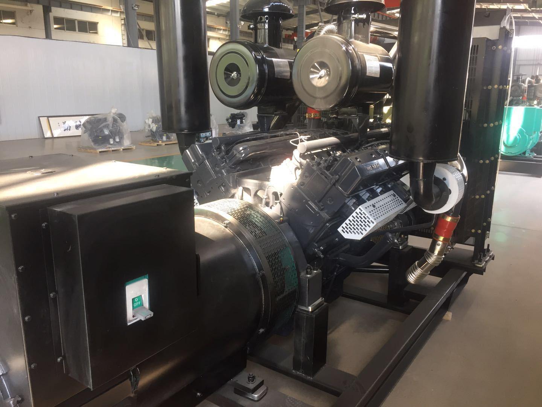 400KW柴油发电机组