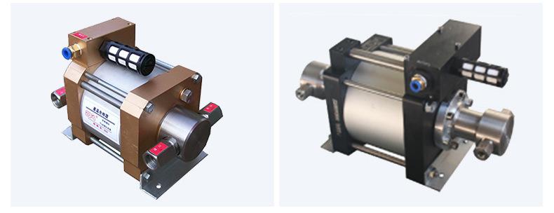 厂家特价供应小型气液增压泵 工业气驱液体增压泵 气动增压泵示例图14