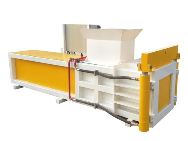临清乐嘉机械专业生产 可乐瓶打包机 废纸打包机 龙门剪 金属打包机 各种型号打包机示例图2