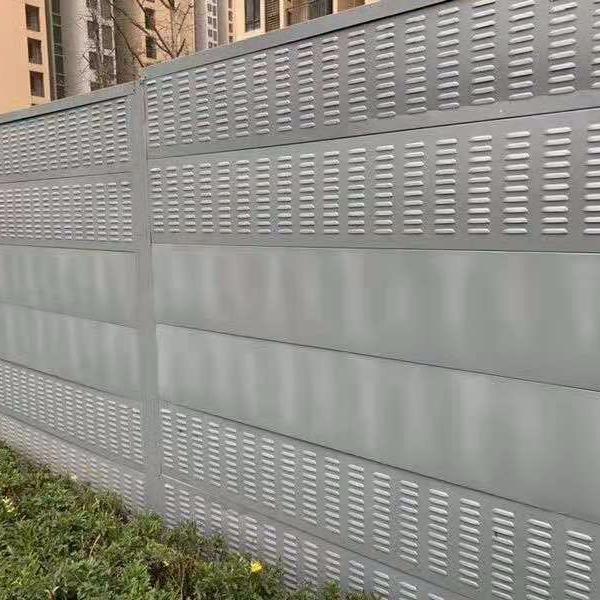 铝美  彩钢围挡,岩棉围挡,泡沫夹心围挡1001