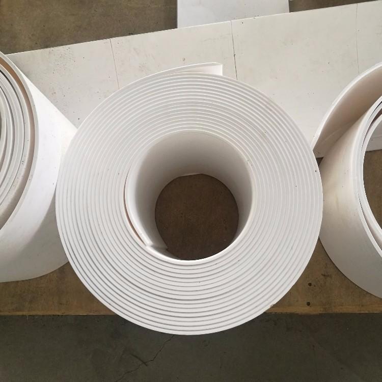 優質四氟樓梯板條 朔料板條 耐酸堿耐腐蝕鐵氟龍板 樓梯滑動支座聚四氟乙烯板 安徽四氟板廠家