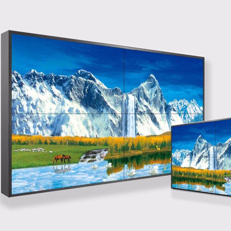 鴻盾-液晶拼接屏,LED大屏幕,DLP拼接屏,46寸液晶拼接屏