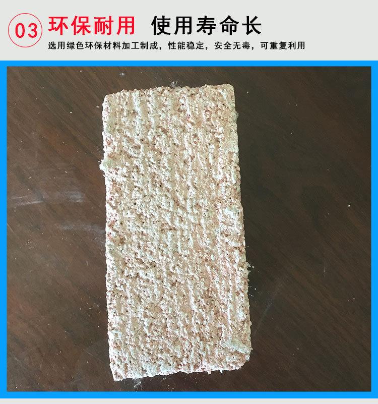 河南现货水泥板红色防火隔离带防火门芯板 珍珠岩门芯板 门芯板示例图6